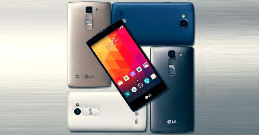 modelos de celular lg