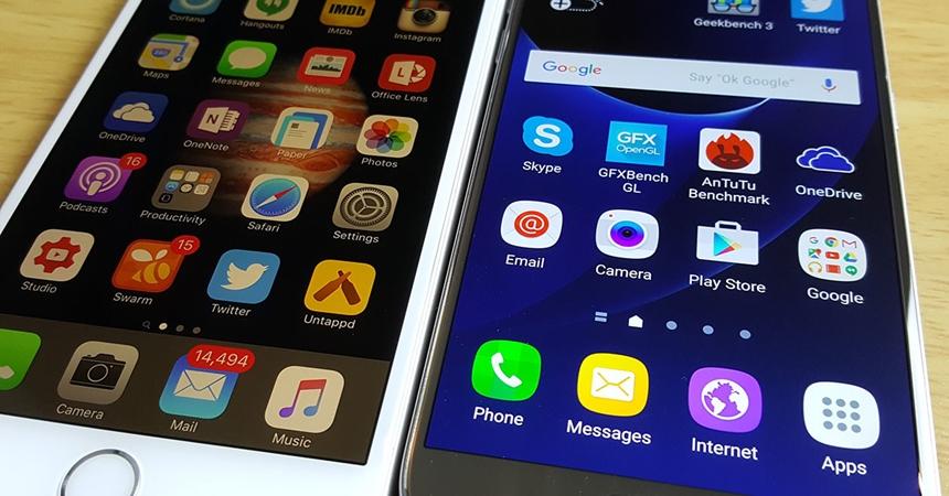 Reparo de software de celular