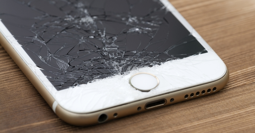 Troca de tema de smartphone